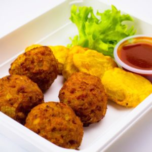 Onion & Potato Bhaji