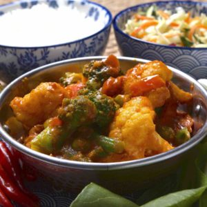 Vege Classic Indian Curry